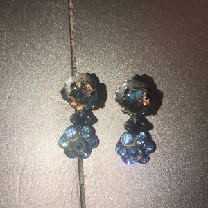 Sorrelli crystal earrings